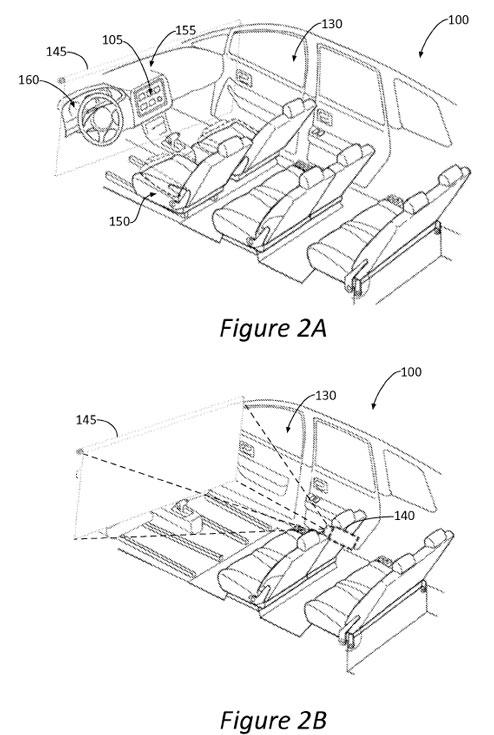 Машины могут со временем превратиться в самоуправляемые кинотеатры на колесах