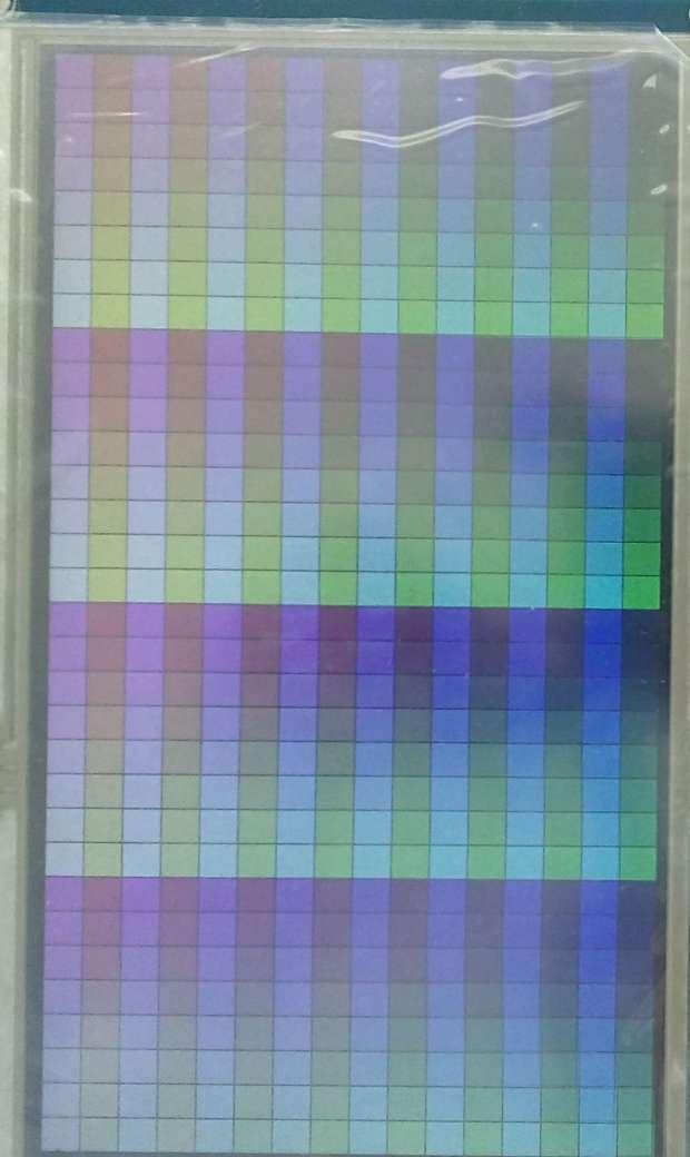 STM32 и LCD, быстрая заливка экрана - 9