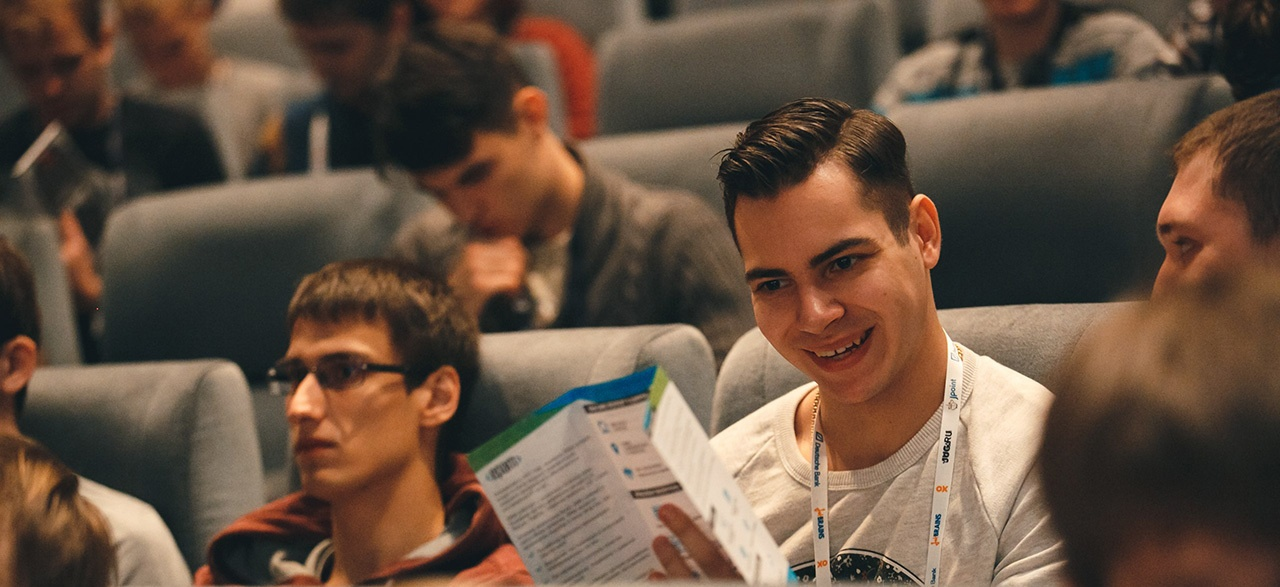 Анонс Java-конференции для студентов в Москве: JPoint 2016 Student Day - 2
