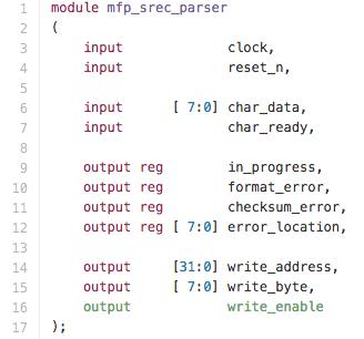 Как делать парсинг текста голым хардвером, без процессора и без софтвера - 12