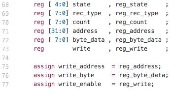 Как делать парсинг текста голым хардвером, без процессора и без софтвера - 15