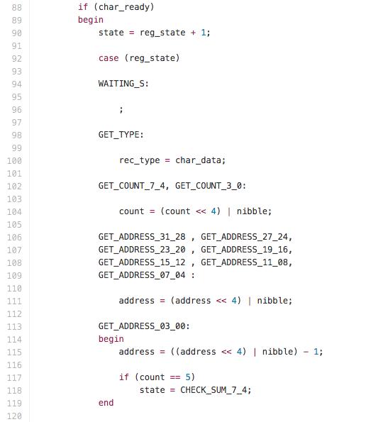 Как делать парсинг текста голым хардвером, без процессора и без софтвера - 17