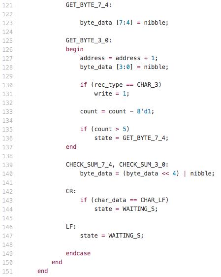 Как делать парсинг текста голым хардвером, без процессора и без софтвера - 18