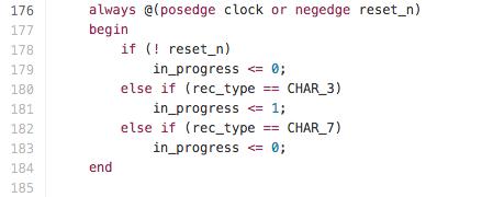 Как делать парсинг текста голым хардвером, без процессора и без софтвера - 21