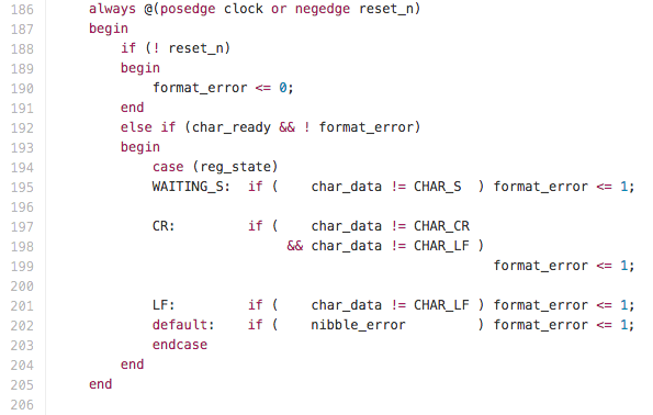 Как делать парсинг текста голым хардвером, без процессора и без софтвера - 22