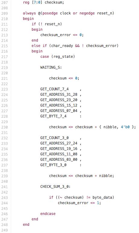 Как делать парсинг текста голым хардвером, без процессора и без софтвера - 23