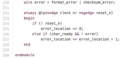 Как делать парсинг текста голым хардвером, без процессора и без софтвера - 24
