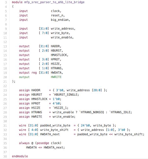 Как делать парсинг текста голым хардвером, без процессора и без софтвера - 25