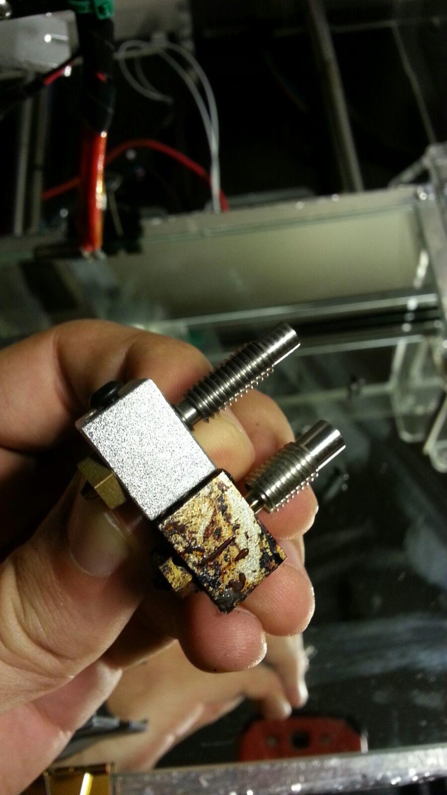 Конструктор 3D-принтера от SUNHOKEY в процессе эксплуатации (часть вторая) - 11