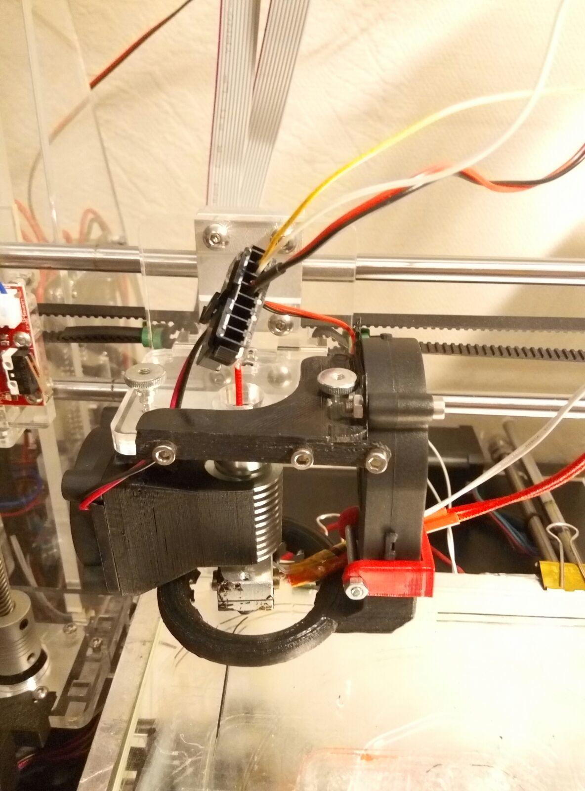 Конструктор 3D-принтера от SUNHOKEY в процессе эксплуатации (часть вторая) - 20