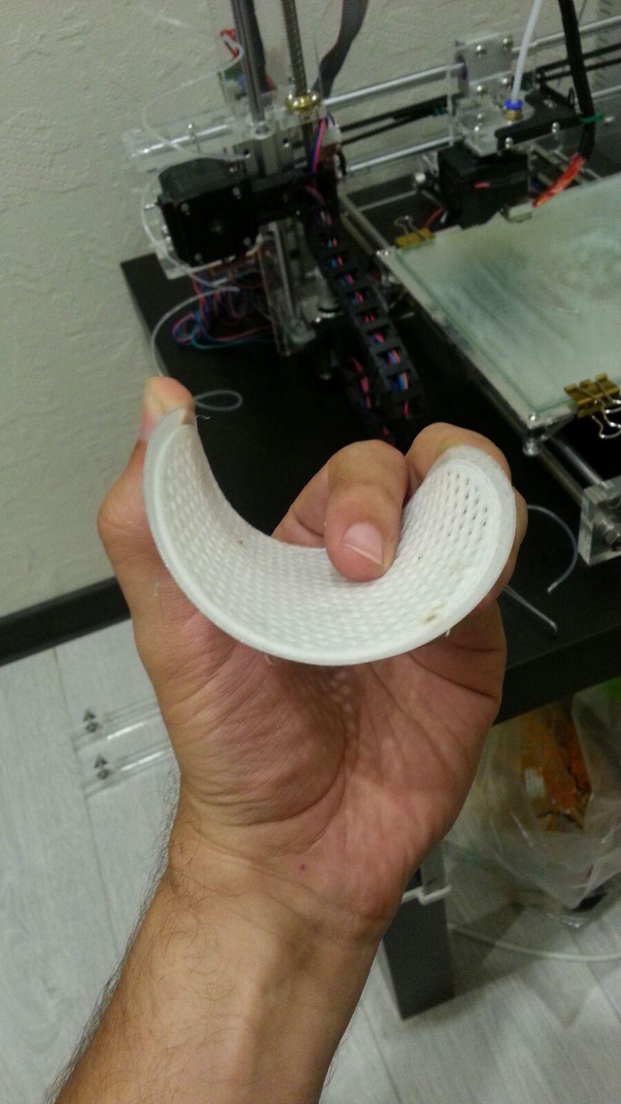 Конструктор 3D-принтера от SUNHOKEY в процессе эксплуатации (часть вторая) - 31
