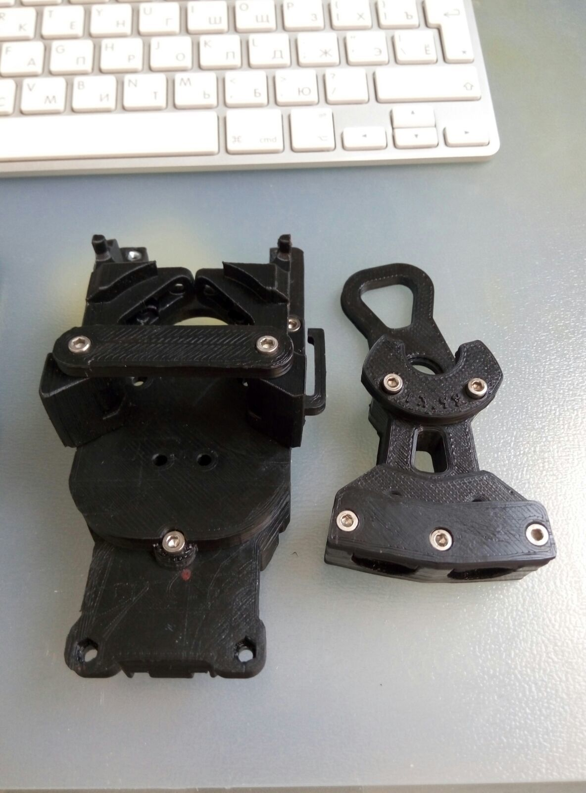 Конструктор 3D-принтера от SUNHOKEY в процессе эксплуатации (часть вторая) - 37