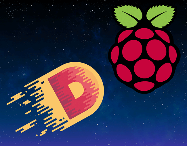 Пишем на D для Raspberry Pi - 1