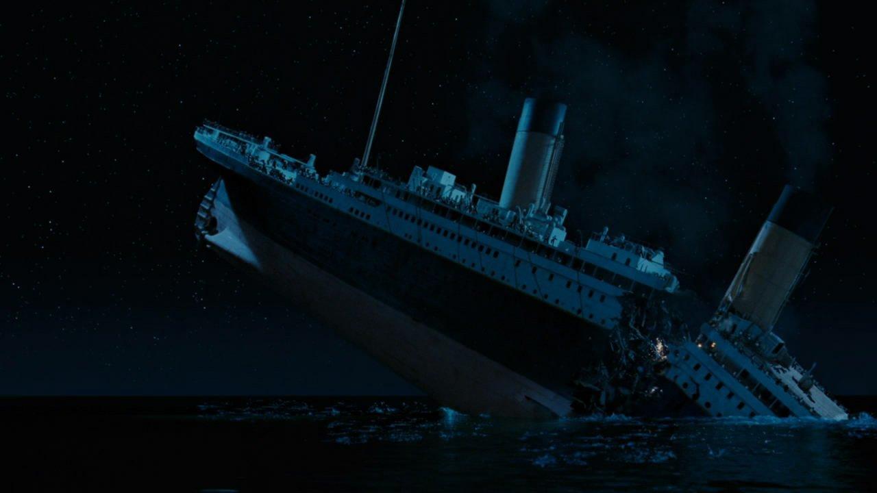 «Титаник» в реалиях 21 века - 7