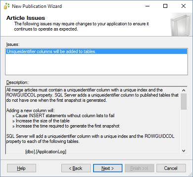 Веб-синхронизация слиянием на MS SQL - 18
