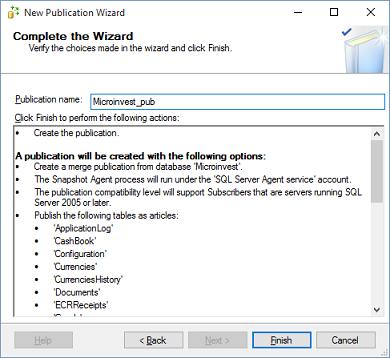 Веб-синхронизация слиянием на MS SQL - 22