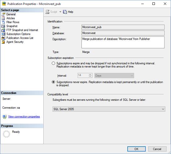 Веб-синхронизация слиянием на MS SQL - 24