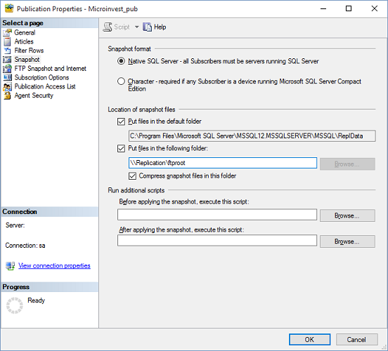 Веб-синхронизация слиянием на MS SQL - 25