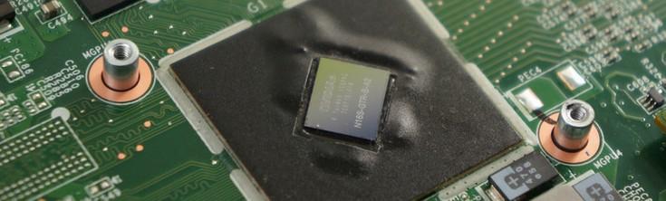 3D-карты GeForce 920MX, 930MX и 940MX могут комплектоваться памятью GDDR5