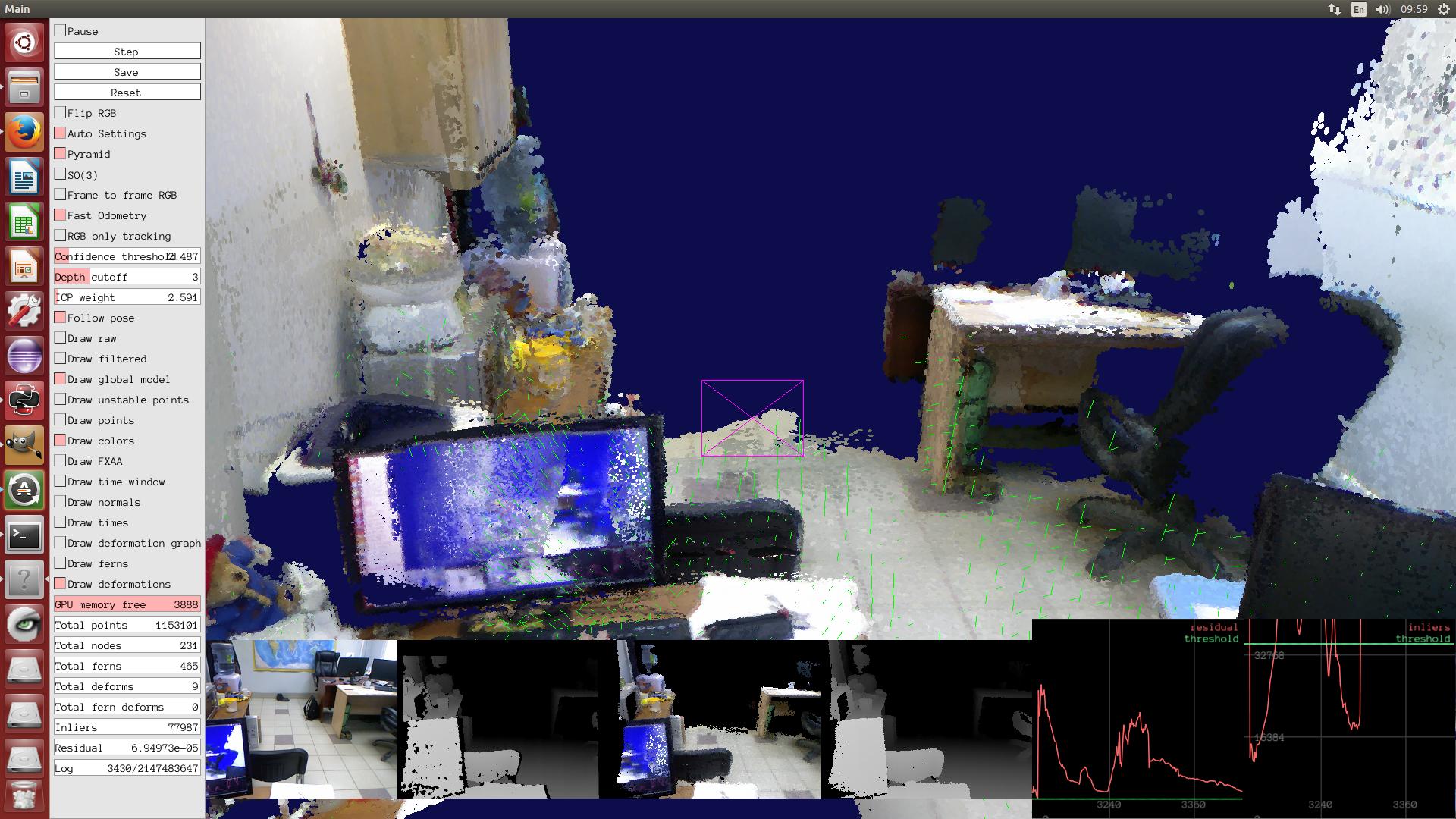 Vision-based SLAM: стерео- и depth-SLAM - 7