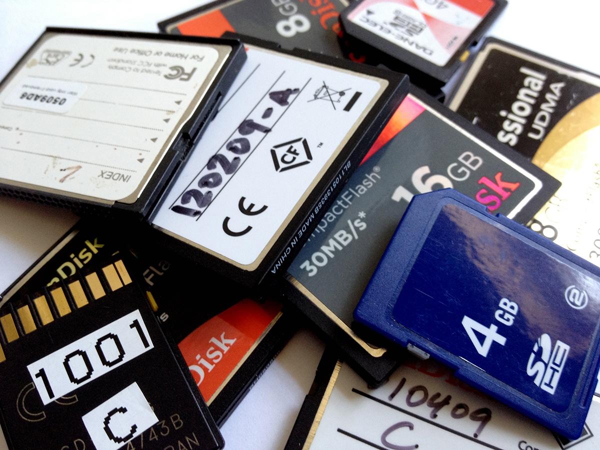 История развития флеш-памяти - 1