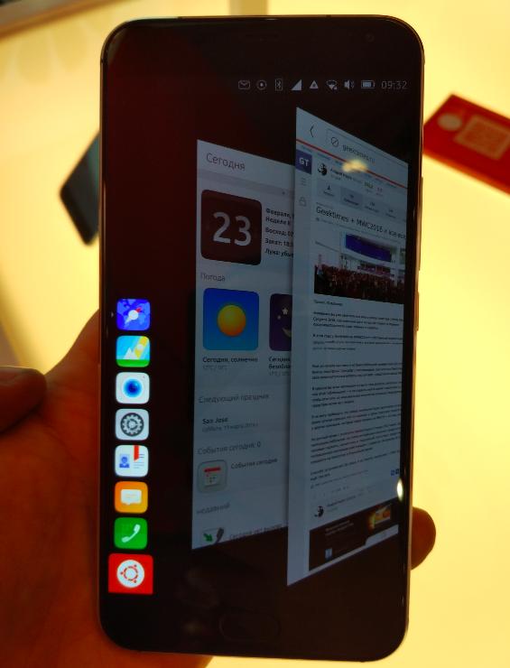 По следам #MWC16: Гаджеты Ubuntu — BQ Aquaris M10 и Meizu Pro 5 Ubuntu Edition - 10
