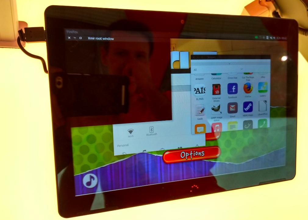 По следам #MWC16: Гаджеты Ubuntu — BQ Aquaris M10 и Meizu Pro 5 Ubuntu Edition - 5