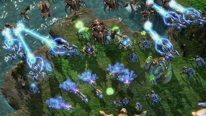 После игры в го ИИ Google попробует поиграть с людьми в Starcraft. Бойтесь, чемпионы - 1