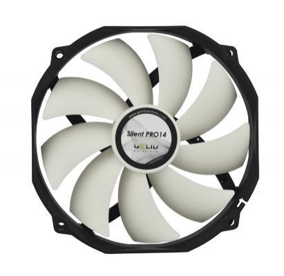 Вентилятор Gelid Silent Pro 14 PWM стоит $13