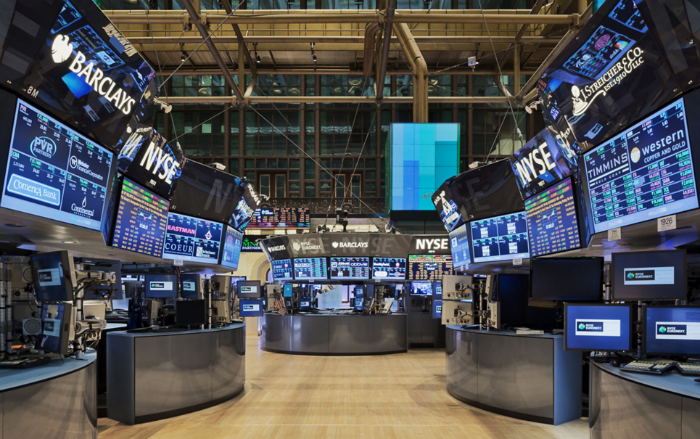 Технологическая эволюция: Экскурсия по новому торговому залу Нью-Йоркской биржи - 6