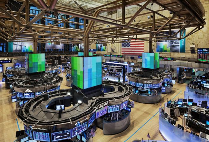 Технологическая эволюция: Экскурсия по новому торговому залу Нью-Йоркской биржи - 1