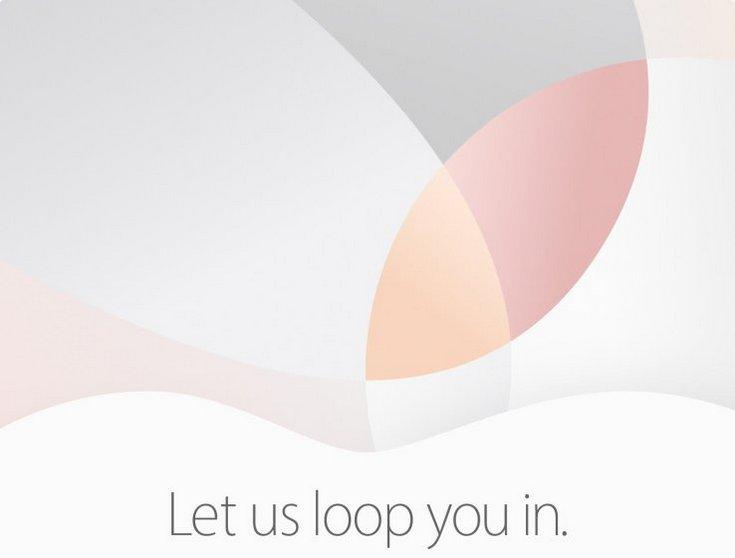Apple запланировала мероприятие на 21 марта