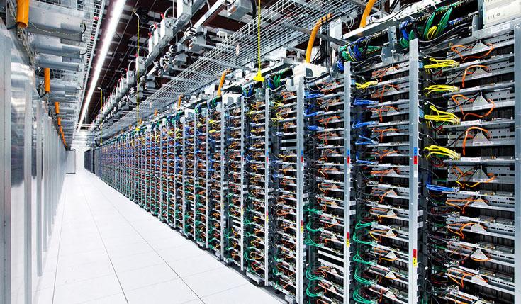 Google предлагает стандартизовать использование в стойках напряжения 48 В