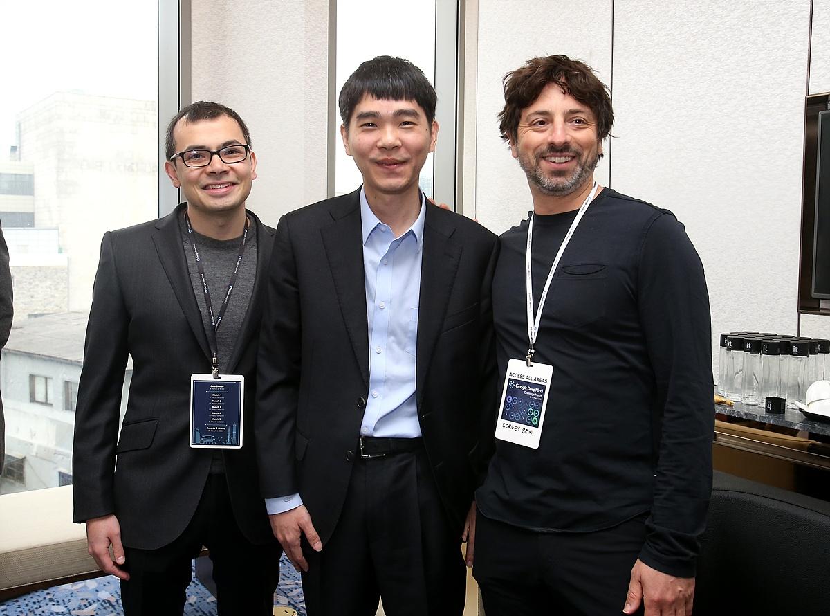 Система AlphaGo выиграла третью, решающую игру у Ли Седоля - 2