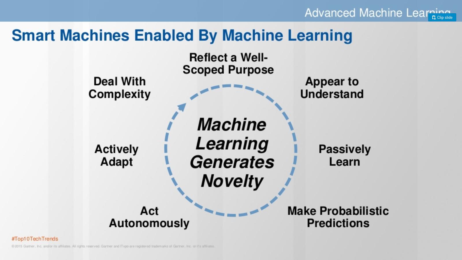 Учимся у машинного обучения (субботнее, философское) - 1