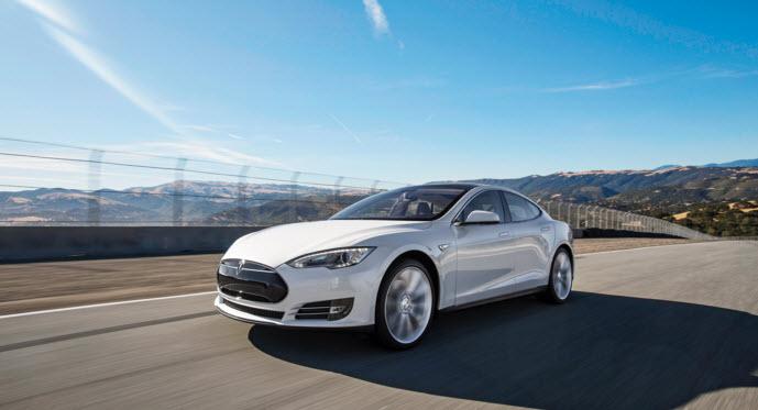В 2017 году пройдет первый чемпионат по гонкам на электромобилях Tesla Model S