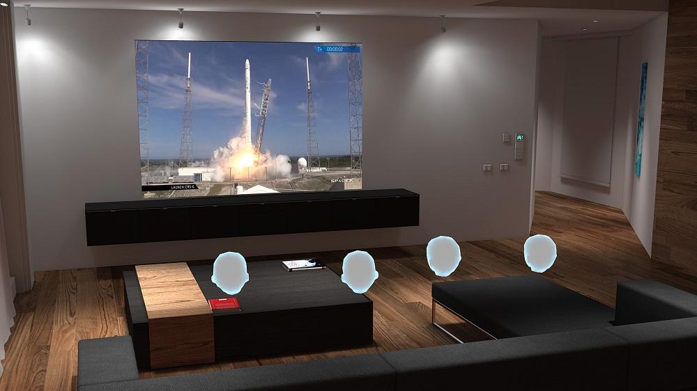 BigScreen позволяет расшарить экран своего ПК в виртуальной реальности для любого пользователя - 3