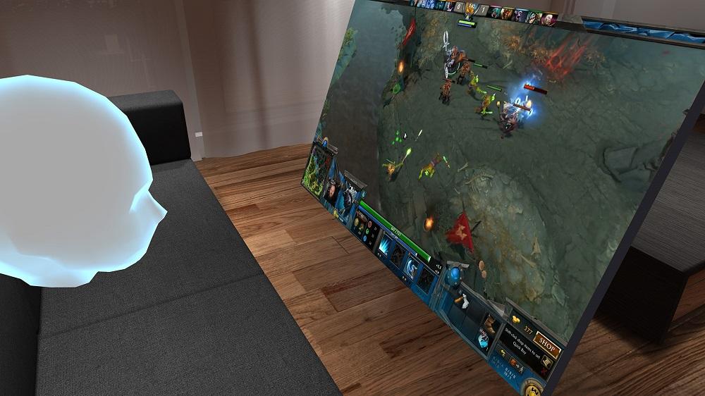 BigScreen позволяет расшарить экран своего ПК в виртуальной реальности для любого пользователя - 4