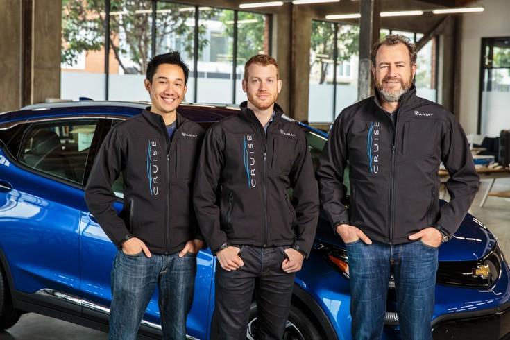 General Motors покупает Cruise Automation