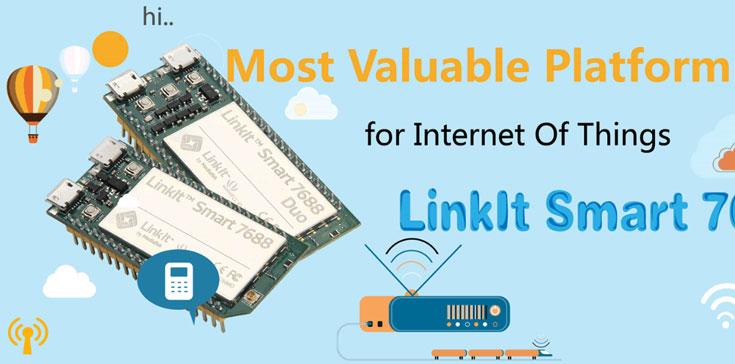 Платформа для разработчиков MediaTek LinkIt Smart 7688 предоставляет разработчиками широкие возможности