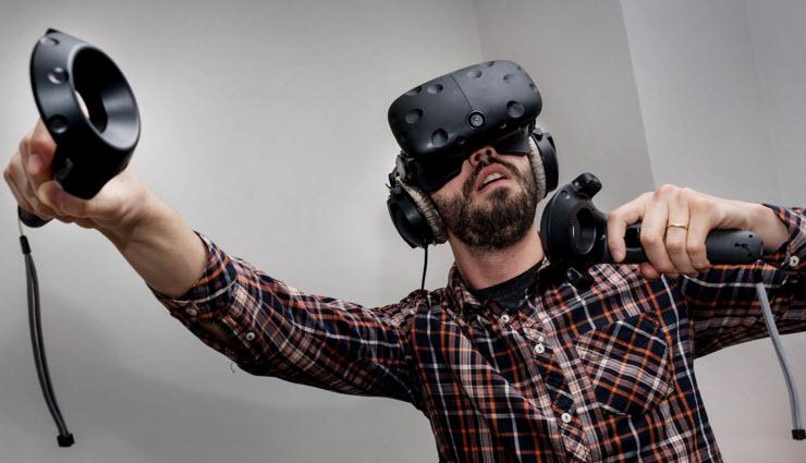 Valve старается привлечь внимание к HTC Vive еще до появления на рынке достаточного количества соответствующего контент