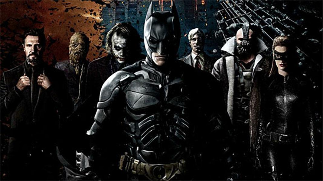 Бэтмен: вселенная Нолана - 1