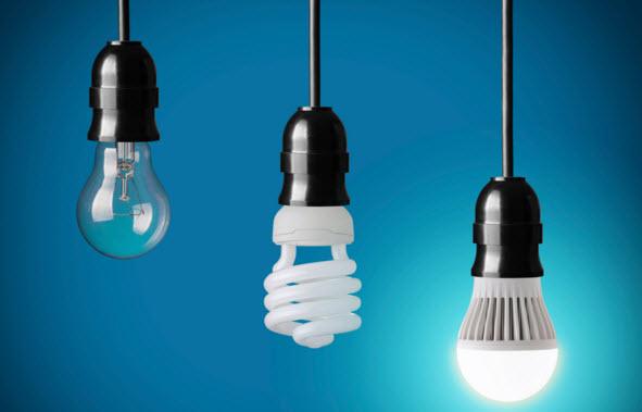 Доля светодиодных лампочек в этом году должна вырасти до 28,2%