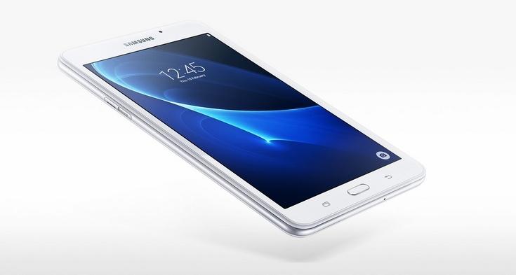 Samsung представила новый Galaxy Tab A 7.0