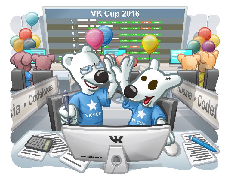 ВКонтакте запускает третий чемпионат VK Cup - 1