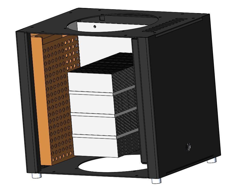 Абсолютно бесшумный, компактный безвентиляторный компьютер на полноценном десктопном процессоре. DIY реализация - 3