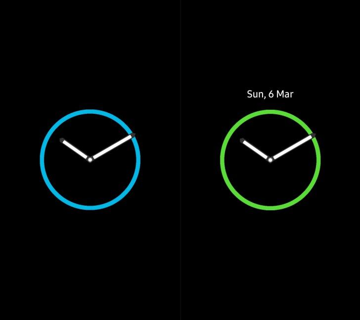 Смартфон Samsung Z3 получил функцию Always On Display при помощи стороннего приложения