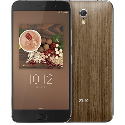 Смартфон Zuk Z1 получил обновление до Android 6.0.1 и версию с крышкой из сандалового дерева