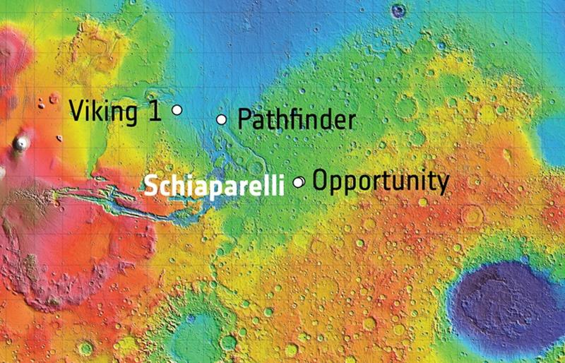 Вторая загадка Марса - 9