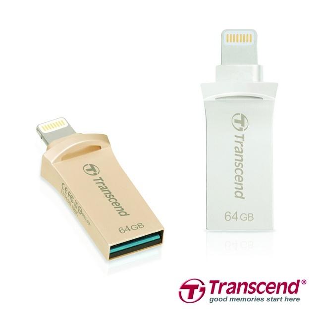 Transcend выпустила накопитель JetDrive Go 500, оснащенный разъемами Lightning и USB-A